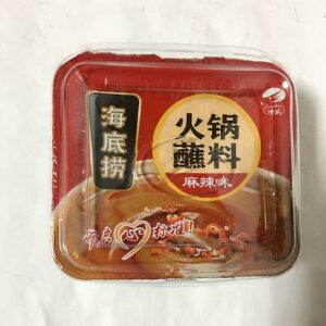 【新品】海底撈火鍋占料(麻辣味)140g中華調味料しゃぶしゃぶ鍋用の特製タレ鍋料理に欠かせない中華鍋のタレ