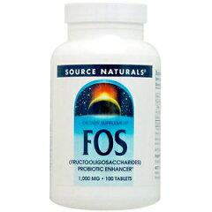 [ お得サイズ ] FOS フラクトオリゴ糖 1000mg 100粒[サプリメント/健康サプリ…