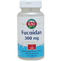 フコイダン(高含有タイプ) 300mg 60粒[サプリメント/健康サプリ/サプリ/フコイダン/栄養補助/栄養補助食品/アメリカ/タブレット/サプリンクス]