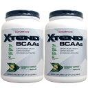 【2個セット】[ 大容量約1.2kg ] エクステンド (BCAA+Lグルタミン+シトルリン) ※グ...