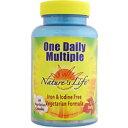 ワンデイリーマルチプル (マルチビタミン&ミネラル) 60粒  サプリメント 健康サプリ サプリ ビタミン マルチビタミン 栄養補助 栄養補助食品 アメリカ カプセル サプリンクス