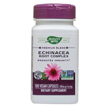 エキナセア(エキナシア)コンプレックス 100粒 サプリメント 健康サプリ サプリ 植物 ハーブ エキナセア 栄養補助 栄養補助食品 アメリカ カプセル サプリンクス