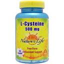 Lシステイン 500mg 100粒[サプリメント/健康サプリ/サプリ/アミノ酸/栄養補助/栄養補助食品/アメリカ/カプセル/サプリンクス]