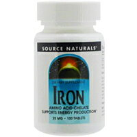 SOURCE NATURAL IRON