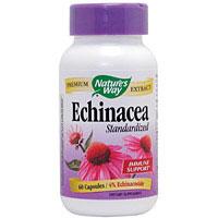 エキナセアエキス 60粒 サプリメント 健康サプリ サプリ 植物 ハーブ エキナセア 栄養補助 栄養補助食品 アメリカ カプセル