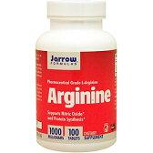 アルギニン 1000mg 100粒[サプリメント/健康サプリ/サプリ/動物性エキス/アルギニン/栄養補助/栄養補助食品/アメリカ/タブレット/サプリンクス]
