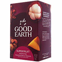 スーパーフルーツ ホワイトティー(マンゴスチン&マンゴー) 18ティーバッグ[健康食品/健康茶/サプリンクス]