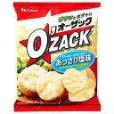 ハウス食品株式会社オー・ザック <あっさり塩味>(68g)×12個セット