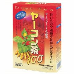 オリヒロ ヤーコン茶100 3g×30包