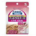 小林製薬 ナットウキナーゼ DHA EPA 30粒(約30日分)◆サラサラなナットウキナーゼ配合。長く健康に。 その1