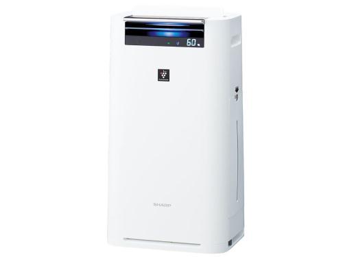 シャープ KI-GS50-W (ホワイト系)★期間限定★3000以上のお買上げで送料無料 2/13 9:59まで シャープ  の 空気清浄機