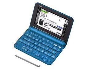 カシオエクスワードXD-G4800BU(ブルー)