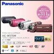 【新生活応援】パナソニック デジタルハイビジョンビデオカメラ HC-W570M【201502】