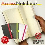 文具王アクセスノートブックポケットAccessNotebookPocket@Bung_o<ポケットサイズ>ANP-01/ANP-02/ANP-03