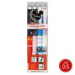 三菱鉛筆消せるボールペンユニボールR:Eディズニー<0.5mm/4色アソート>URN-200D-054C