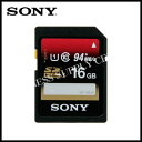 SONY SF-16UX SDHC UHS-I メモリーカード 16GB