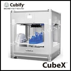 米国の3D Systems社の3Dプリンター「CubeX」は、高機能性とコストダウンを両立させた注目のパー...