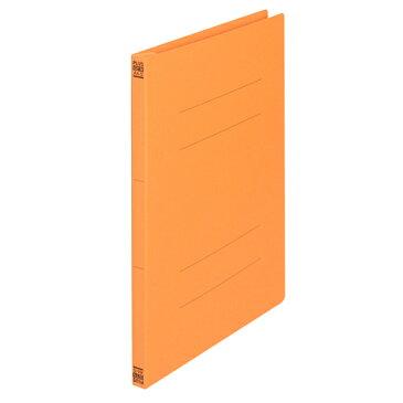 フラットファイル 021N A4S オレンジ30冊