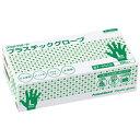 プロテクガードプラスチックグローブL 10箱