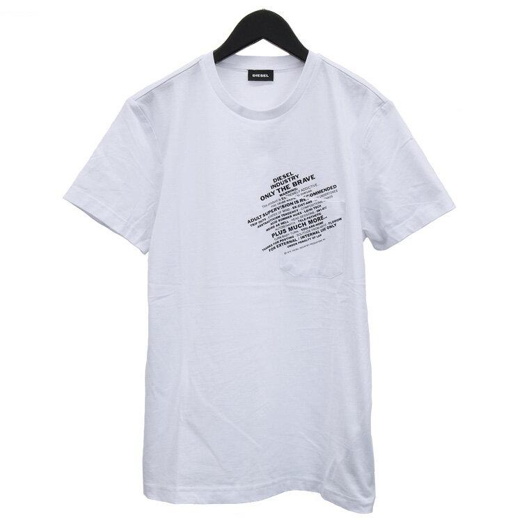トップス, Tシャツ・カットソー  DIESEL T SEGA-0091A T-WORKY-S1-100Summer Sale