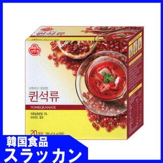 韓国直輸入三和・三和クイーンザクロ茶