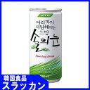 スラッカンで買える「【ソレヌン(松の芽)ジュース(缶)238ml】」の画像です。価格は70円になります。