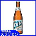 【韓国ハイトビ-ル330ml】HITEハイトビール★韓国食品/お酒/輸...