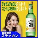 【チョウンチョロム】スンハリ360ml】/韓国食品/お酒/J...