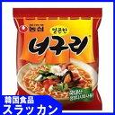 韓国人気ラーメン【農心】ノグリラーメン120g