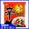 日本で一番売れてる辛ラーメン