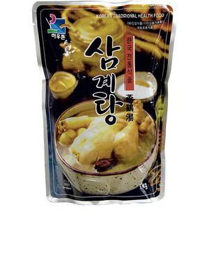 ハウチョン参鶏湯1kg