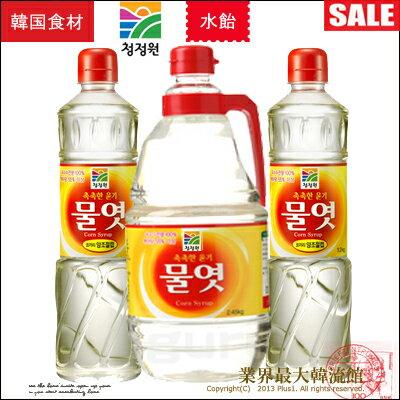 【韓国調味料|甘味料】清静園 とうもろこし澱粉■ 水飴 2.4kg■