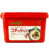 【韓国伝統味噌類】 ヘチャンドル コチュジャン 3kg