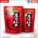 【韓国健康飲料】■健康一番■ ビラック・紅参汁 140ml その1