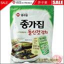 【韓国食品|キムチ|冷蔵】■芥子菜のキムチ■ 宗家(ジョンガ...