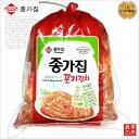【セール中】【韓国食品|キムチ|冷蔵】宗家(ジョンガ) 白菜キムチ 10kg