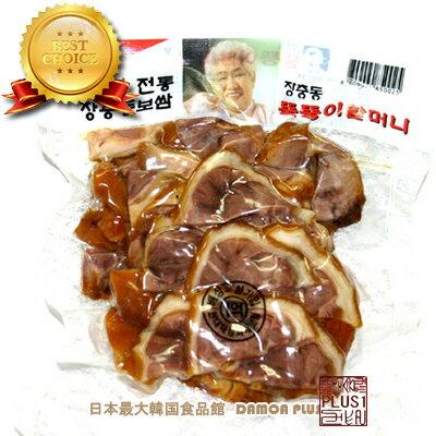 【韓国食品|韓国屋台|冷蔵便】チャンチュンドン 味付け 豚足 スライス 400g
