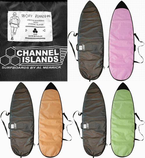 【Channel Islandsチャンネルアイランド】【AL MERRICKアルメリック】【Dane Reynolds Day Runner Boardbag 5'8〜6'8】画像