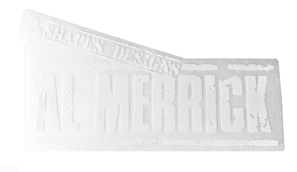 【CHANNEL ISLANDSチャンネルアイランズ】【AL MERRICKアルメリック】【ジャパンアルメリック ステッカー】ホワイト画像
