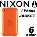 1125NIXON〔あす楽対応〕NIXON,ニクソン,iPhone,携帯カバー,iPhoneケース●JACKET 3G対応