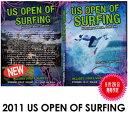 サーフィンDVD,ショート●2011 THE US OPEN OF SURFING