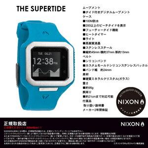 NIXON,ニクソン,腕時計,正規取扱店●SUPERTIDE-SKY-BLUE