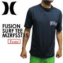 〔あす楽対応〕Hurley,ハーレー,サーフィン,ウェットスーツ,ラッシュガード,紫外線対策,15ss,sale●FUSION SURF TEE MZRFSST15