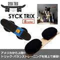 バランスボード,サーフィン,スケートボード,トリック,クリスワード●SYCKTRIXシックトリックス