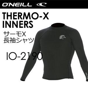 O'neill,オニール,防寒対策,インナー,ウェアー●サーモX長袖シャツ IO-2190