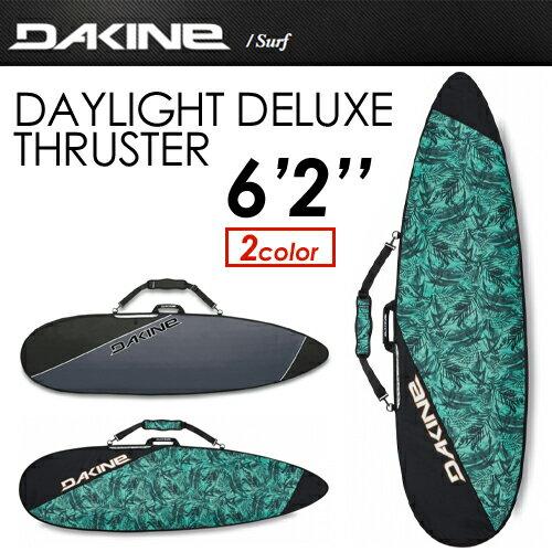 DAKINE,ダカイン,サーフボードケース,ハードケース,17ss●DAYLIGHT DELUXE TRUSTER 6'2'' AH237-90...