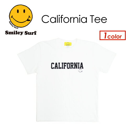 トップス, Tシャツ・カットソー Smiley Surf,,T,,California Tee T