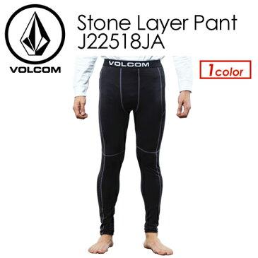 〔あす楽対応〕Volcom,ボルコム,スノーボード,インナー,ロングパンツ,sn18●Stone Layer Pant J22518JA