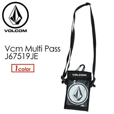 〔あす楽対応〕Volcom,ボルコム,スノボー,スノーボード,リフト券,小物入れ,ポーチ●Vcm Multi Pass J67519JE