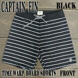 CAPTAINFIN/キャプテンフィンTIMEWARPBOARDSHORTSBLACK男性用水着_海パン/海水パンツサーフパンツボードショーツ